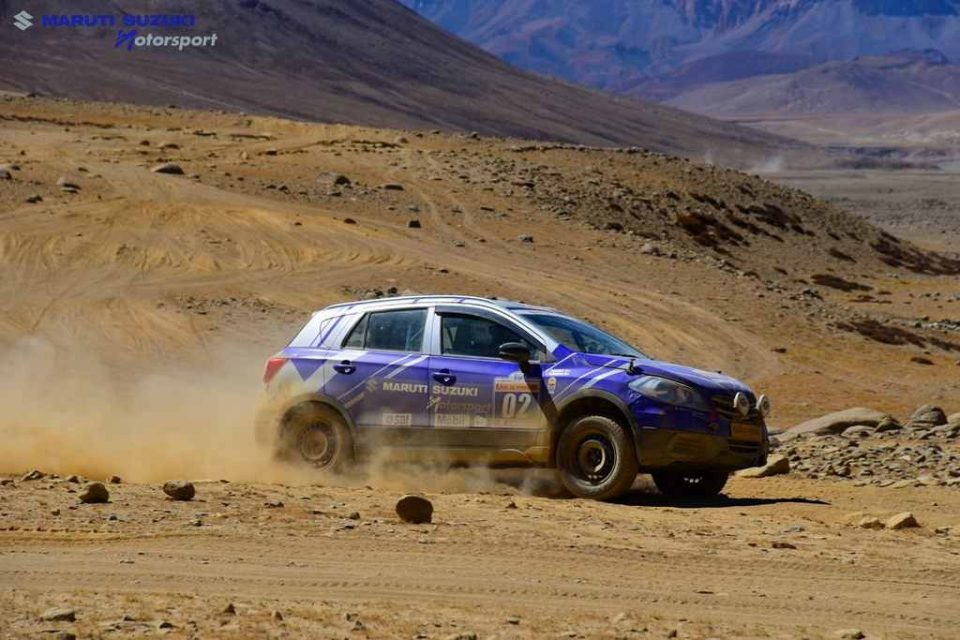 2017 Raid de Himalaya Suresh Rana Seized Crown For 11th Time 2