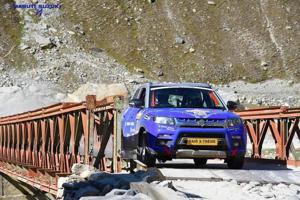 2017 Rally de Himalaya Suresh Rana Seized Crown For 11th Time