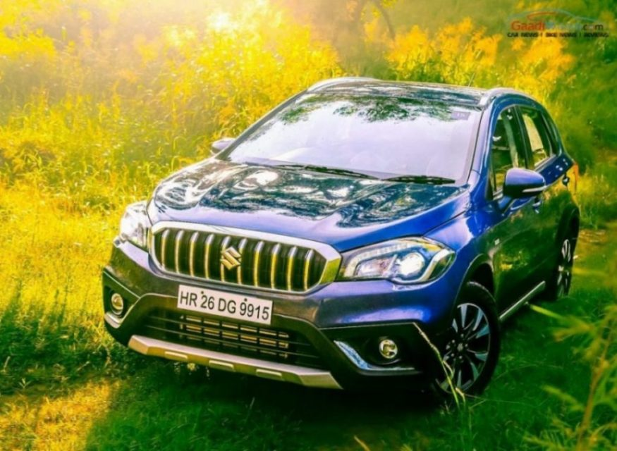 2017 maruti s-cross review (2018 maruti suzuki s-cross)