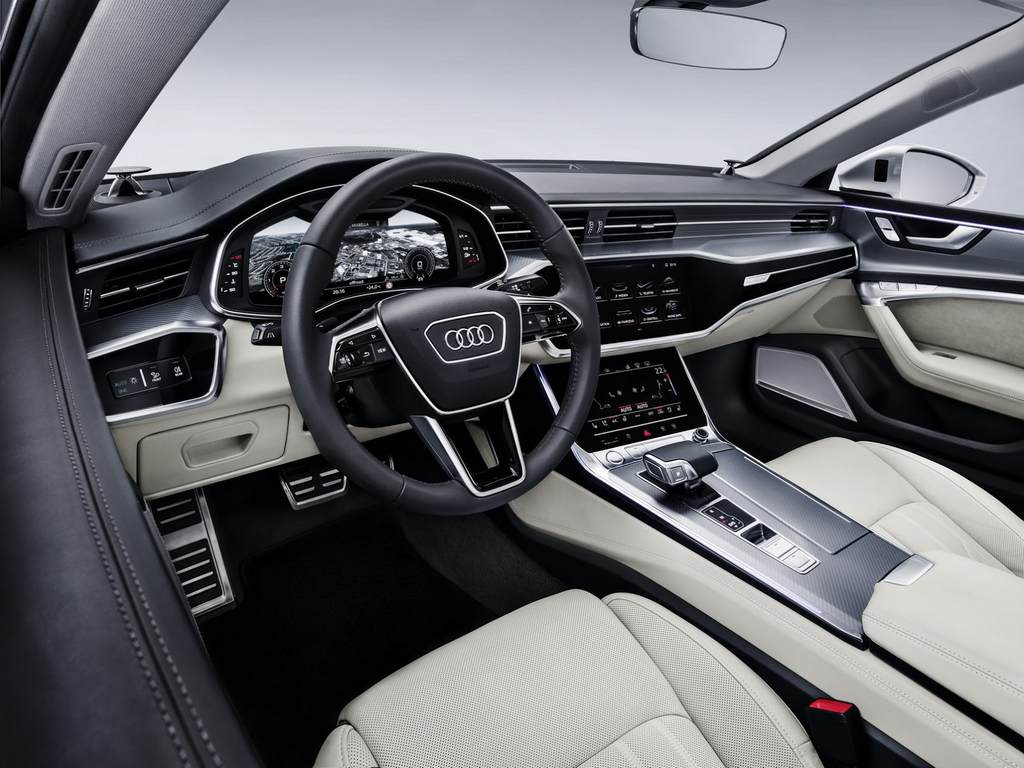 2018 Audi A7 Sportback Launch Price Engine Specs Features Interior
