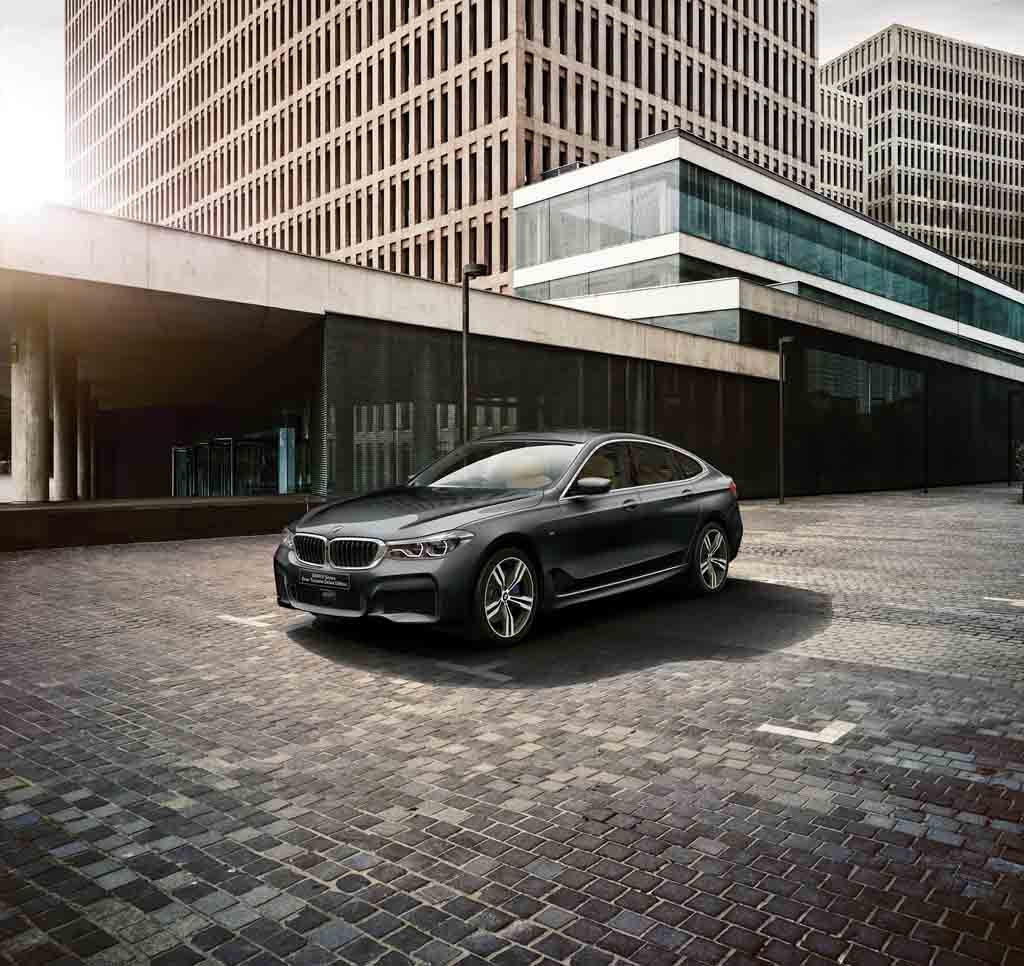 2017 Bmw 6 Series Gt Vs Bmw 5 Series Gt Profile: 2018 BMW 6-Series GT M Sport Debut Edition Comes To The