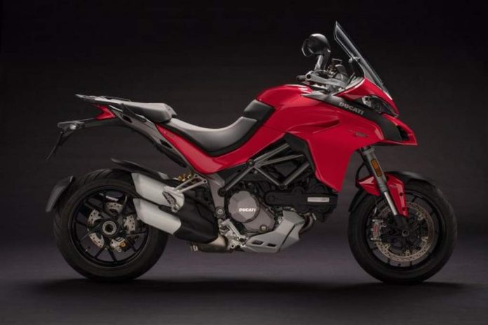 2018 Ducati Multistrada 1260 S D-Air