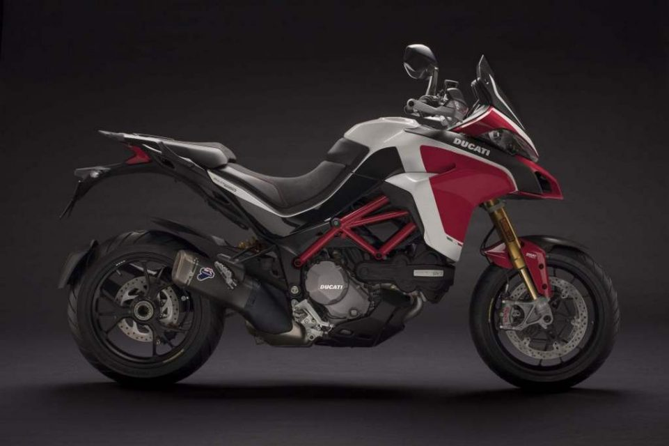 2018 Ducati Multistrada 1260 Unveiled - Price,Engine, Specs, Features 1