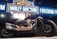 2018 Harley Davidson Fat Bob Launched In India 7