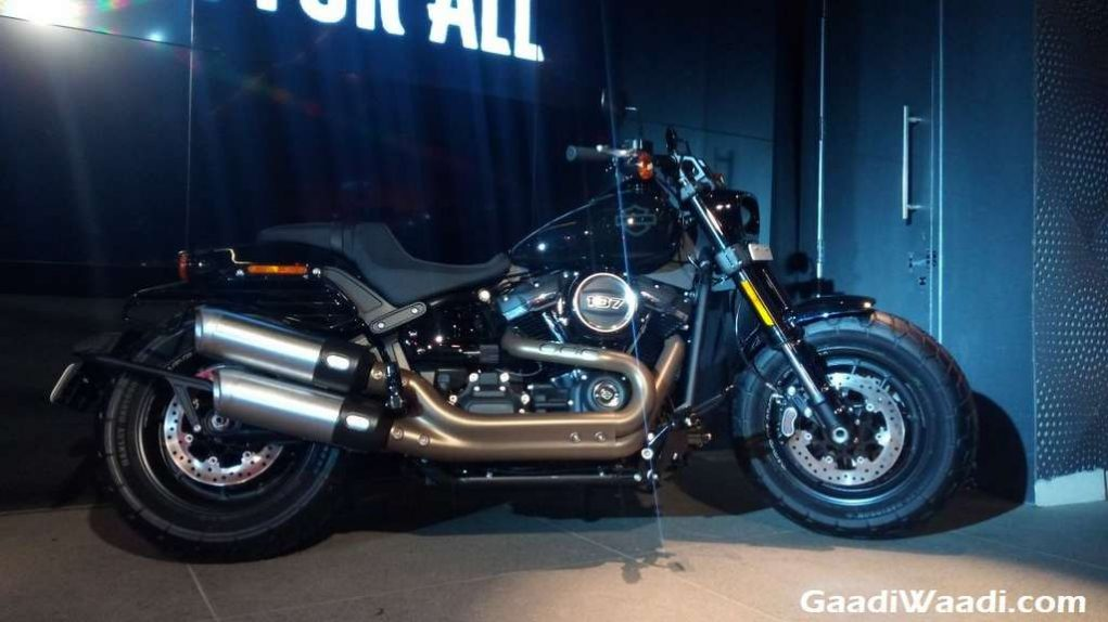 2018 Harley Davidson Range Launched In India - Price, Engine