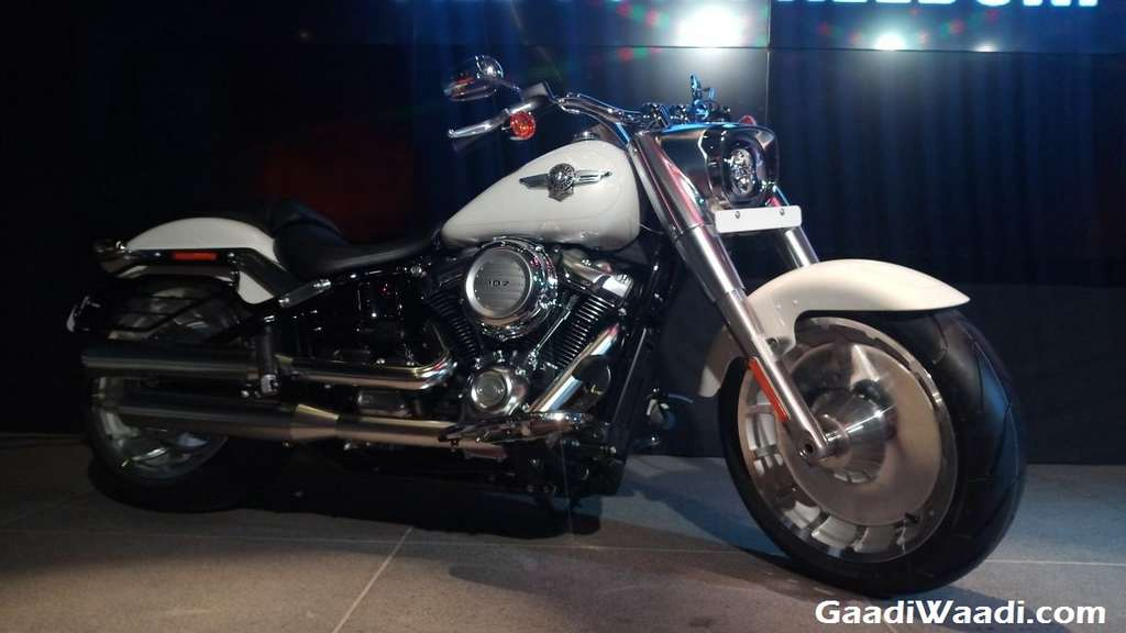 2018 Harley Davidson Range Launched In India Price