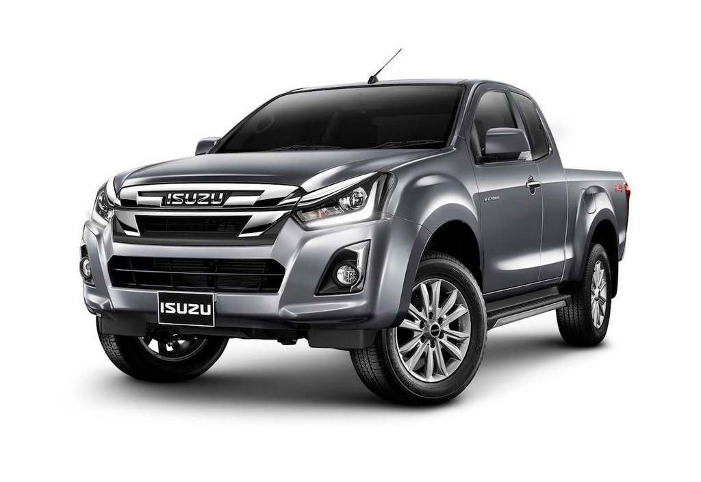 2018 isuzu d max facelift launch price engine specs features interior. Black Bedroom Furniture Sets. Home Design Ideas