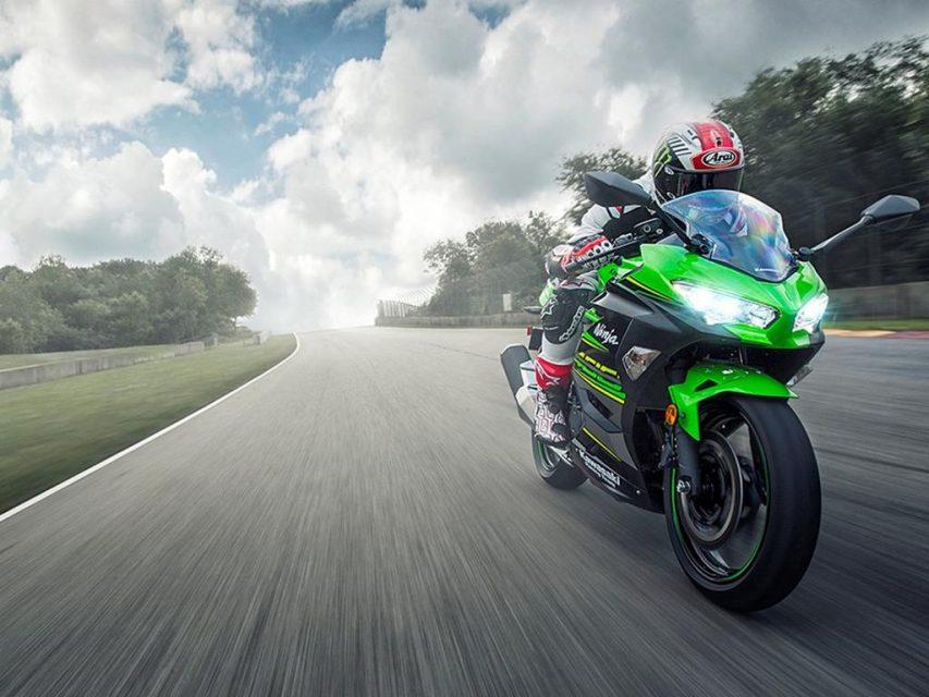 2018 Kawasaki Ninja 400 7