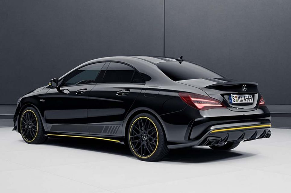 2018 mercedes amg cla 45 and gla 45 launched in india. Black Bedroom Furniture Sets. Home Design Ideas
