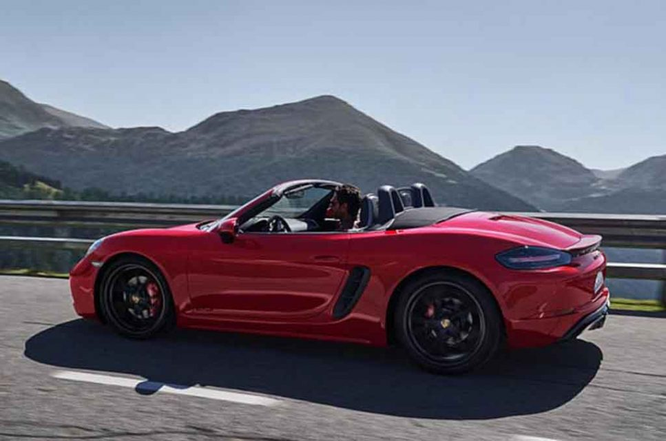 Porsche 718 Cayman Gts And Boxster Gts Unveiled