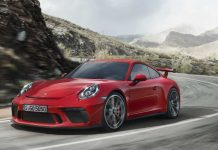 2018 Porsche 911 GT3 India Launch Date, Price, Engine, Specs, Features 1