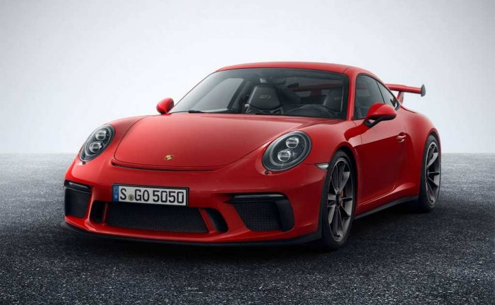 2018 porsche 911 gt3 launched in india price engine specs features. Black Bedroom Furniture Sets. Home Design Ideas