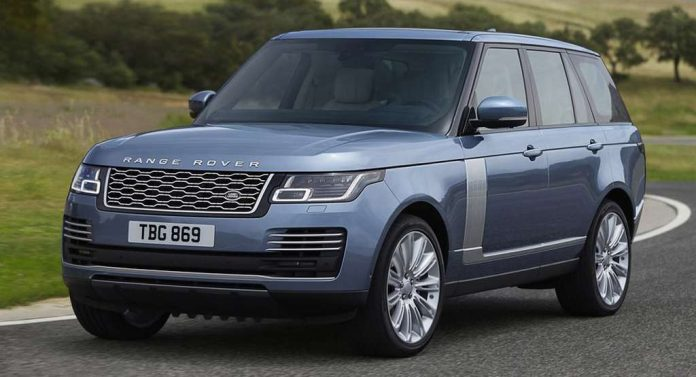 2018 Range Rover Facelift India Launch Date, Price, Engine, Specs, Features (2018 range rover booking)