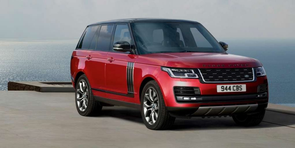 2018 Range Rover Facelift India Launch Date, Price, Engine, Specs, Features, Interior 1