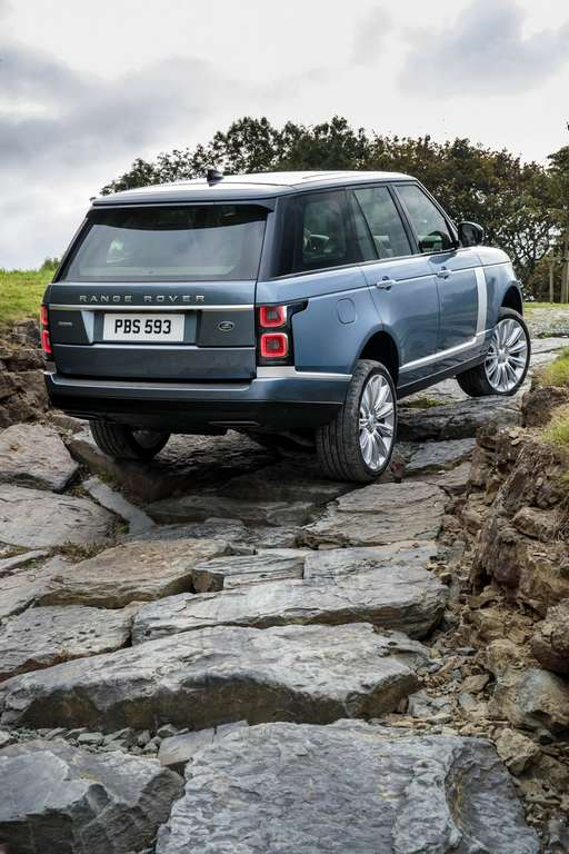 2018 Range Rover Facelift India Launch, Price, Engine ...