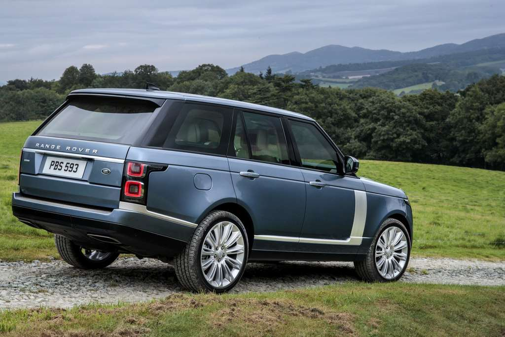 2018 range rover facelift india launch price engine specs features. Black Bedroom Furniture Sets. Home Design Ideas