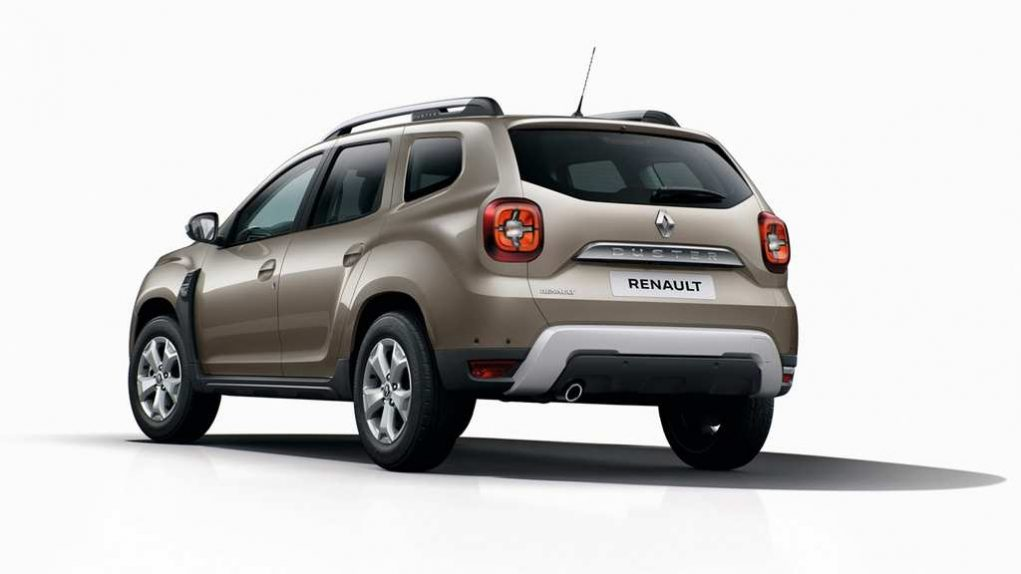 2018 Renault Duster Unveiled - Price, Engine, Specs, Features, Pics, Review, Interior 1