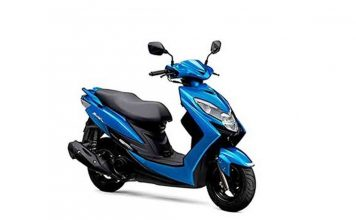 2018-Suzuki-Swish (suzuki 150cc scooter)