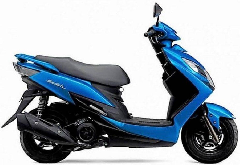 Suzuki Swish Mileage