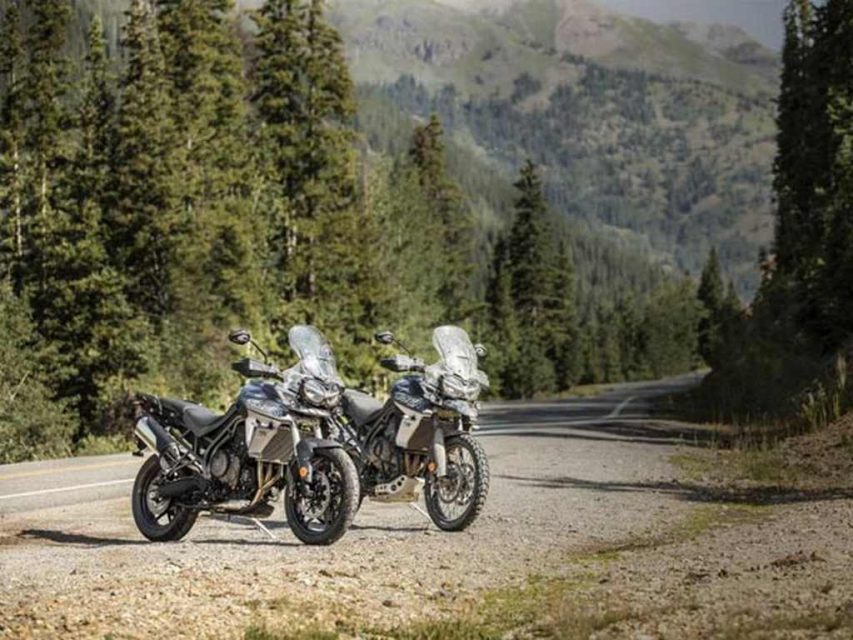 2018 Triumph Tiger 800 India Launch, Price, Engine, Specs, Features, Booking 7