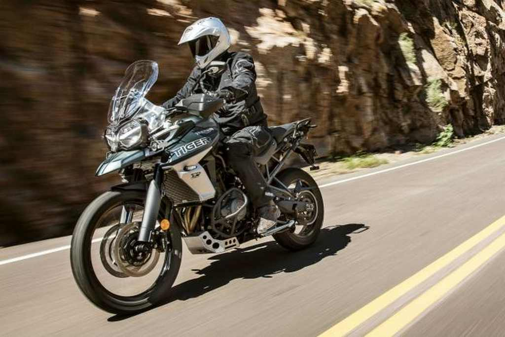 2018 Triumph Tiger 800 Launched In India Price Engine Specs Features