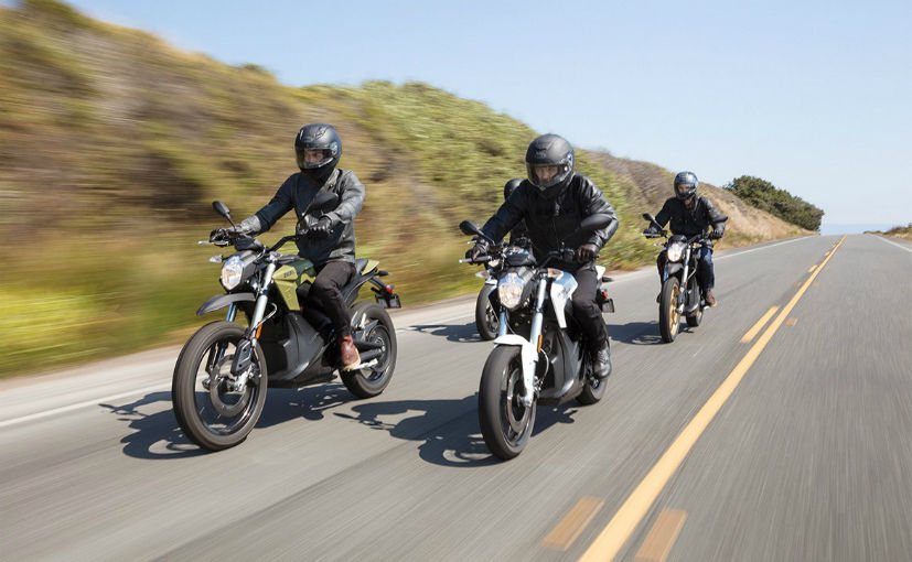 2018 zero motorcycles line up announced