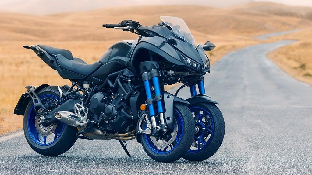 Yamaha Sport Trike
