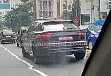 Audi Q8 Spied In India 1