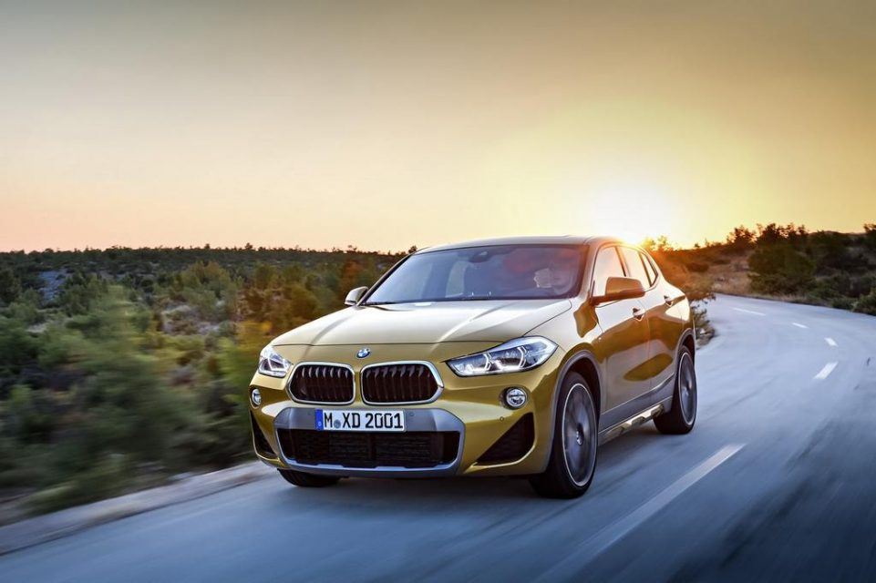 BMW X2 SUV Revealed - India Launch, Price, Engine, Specs, Features, Interior 2