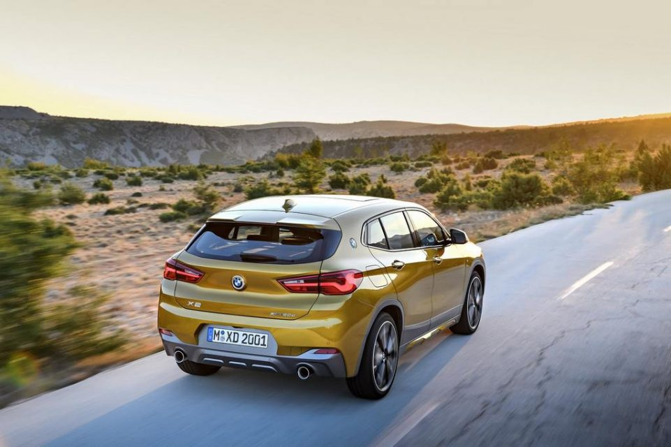 BMW X2 SUV Revealed - India Launch, Price, Engine, Specs, Features, Interior 5