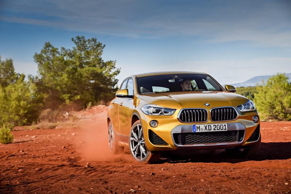 BMW X2 SUV Revealed - India Launch, Price, Engine, Specs, Features, Interior 7