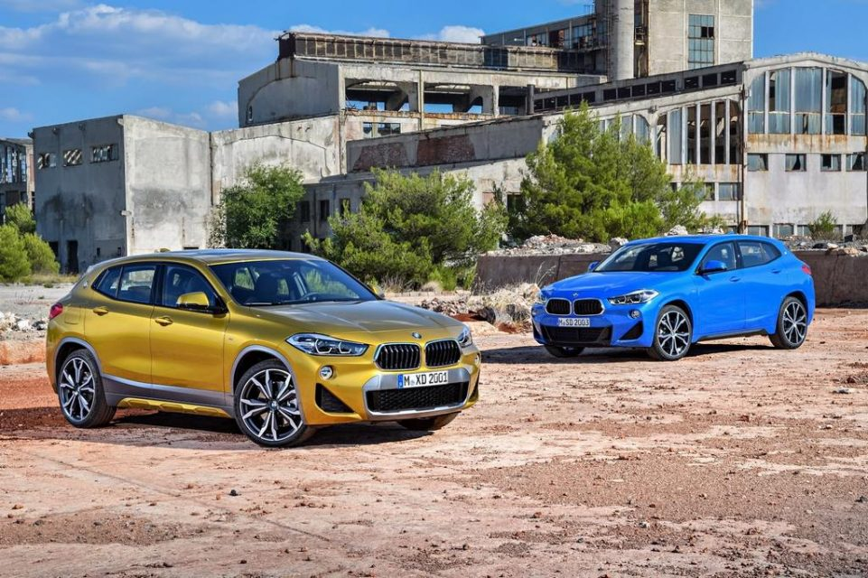 BMW X2 SUV Revealed - India Launch, Price, Engine, Specs, Features, Interior