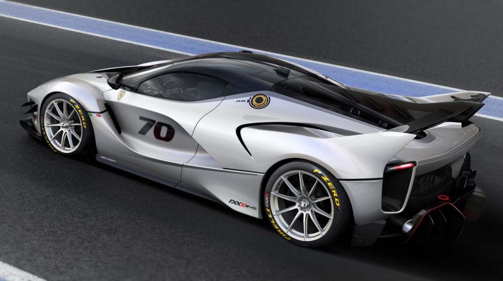 Ferrari FXX-K Evo 3