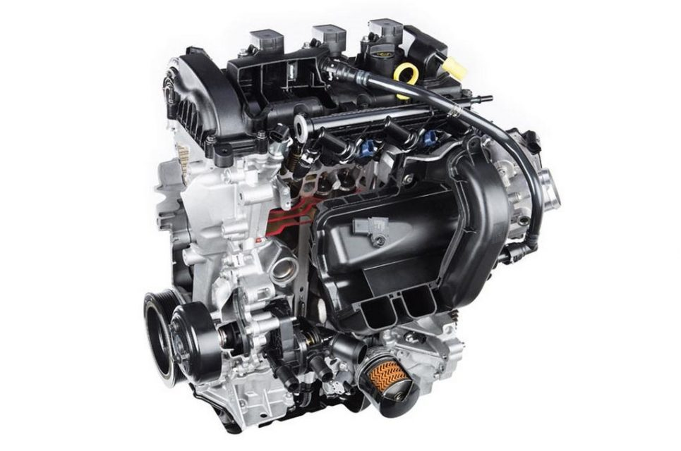 Ford EcoSport New 1.5L Dragon Petrol Engine