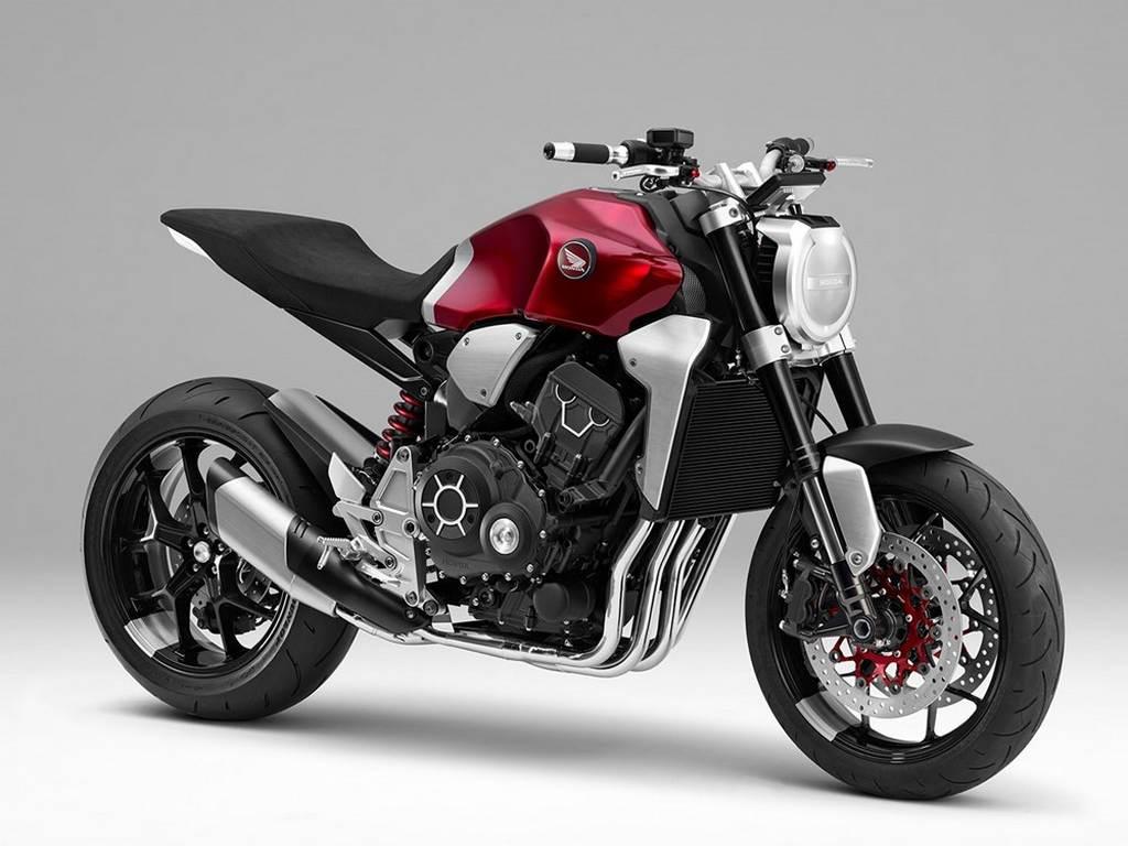 Honda's Neo Sports Café Concept 2