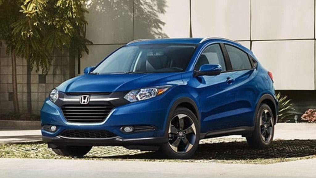 Honda HR-V or Honda Vezel India