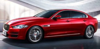 Jaguar XEL long Wheelbase Variant Revealed For China 1