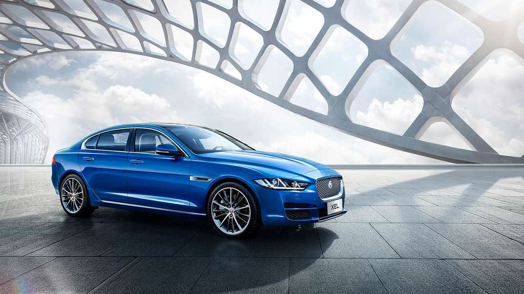 Jaguar XEL long Wheelbase Variant Revealed For China 4