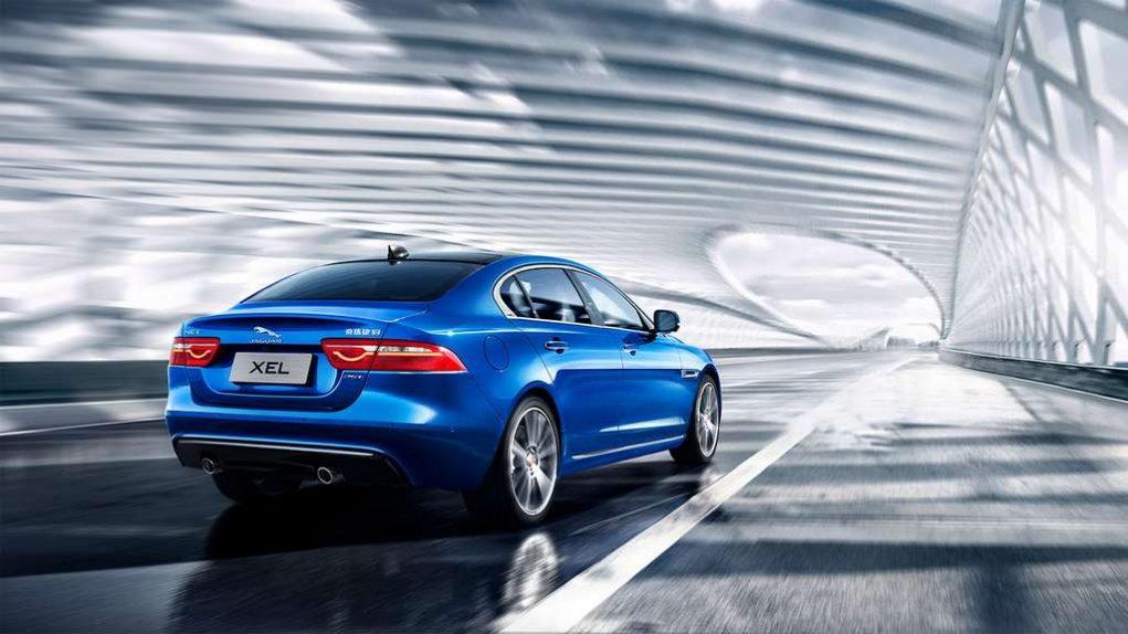Jaguar XEL long Wheelbase Variant Revealed For China 5