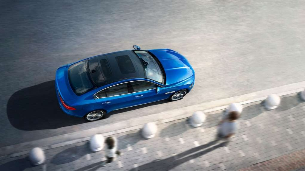 Jaguar XEL long Wheelbase Variant Revealed For China 8