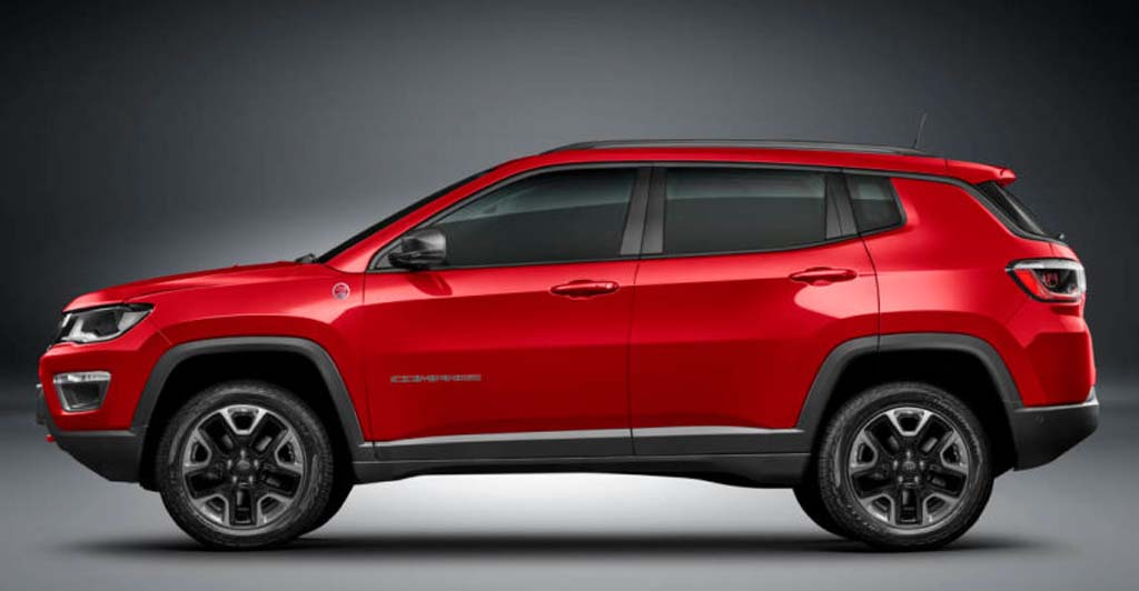 jeep compass trailhawk india launch soon price specs. Black Bedroom Furniture Sets. Home Design Ideas