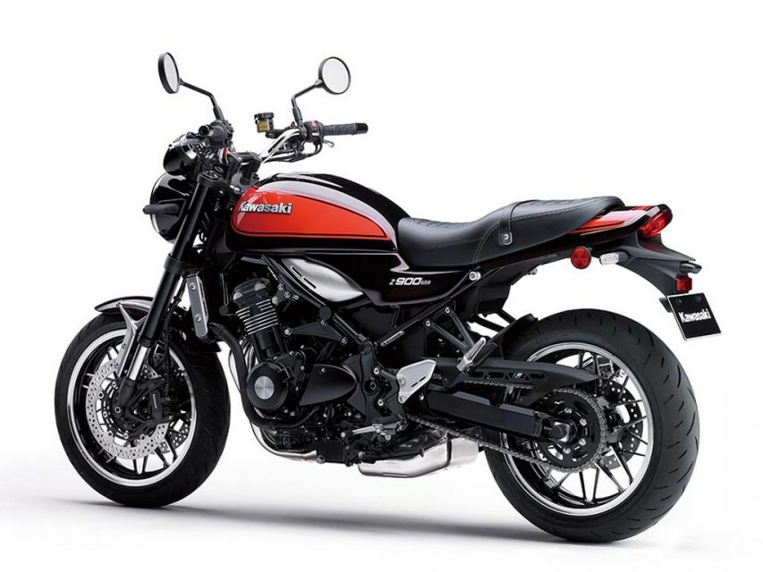 Kawasaki Z900RS Revealed - Price, Engine, Specs, Features 12
