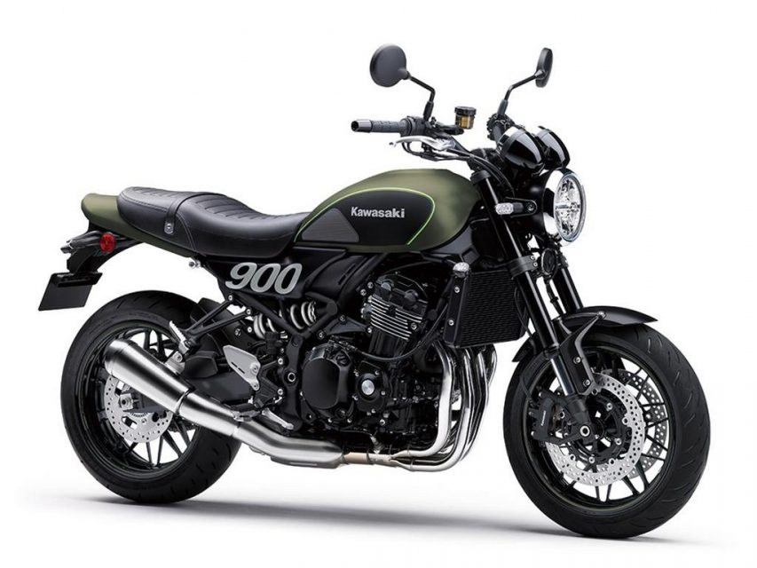 Kawasaki Z900RS Revealed - Price, Engine, Specs, Features 17