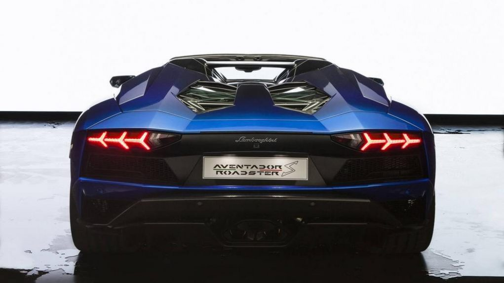 Lamborghini Aventador S Roadster 50th Anniversary Japan Edition 2