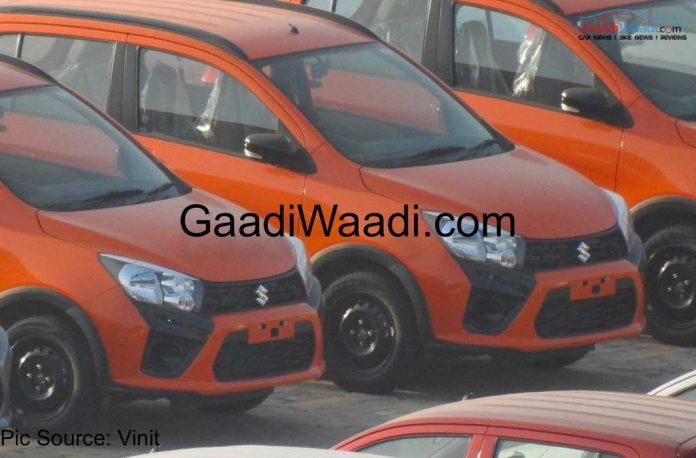 Maruti Celerio X (Celerio Cross) India Launch Date, Price, Engine, Specs 2