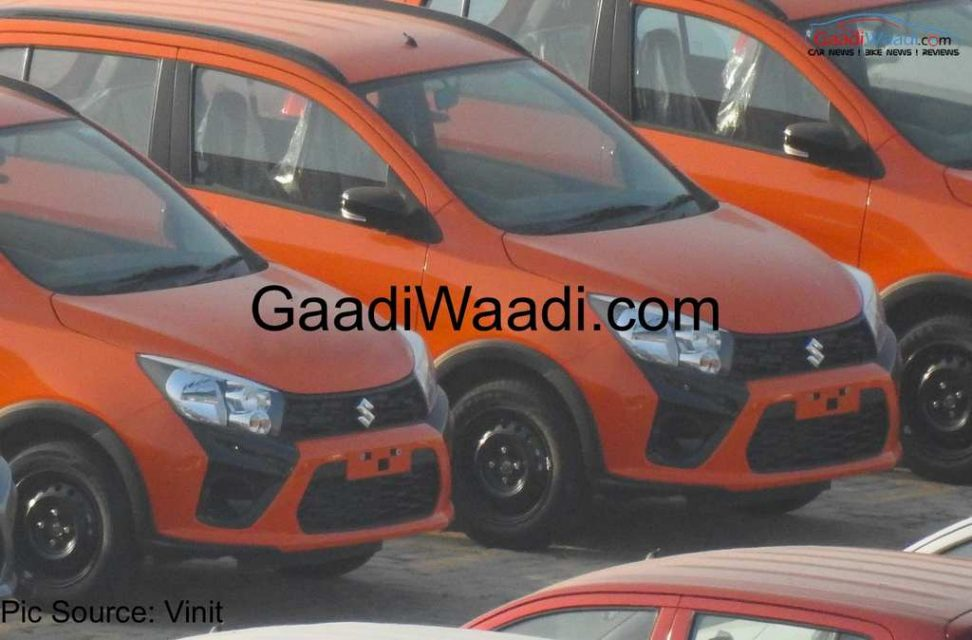 Maruti Celerio X (Celerio Cross) India Launch Date, Price, Engine, Specs 2