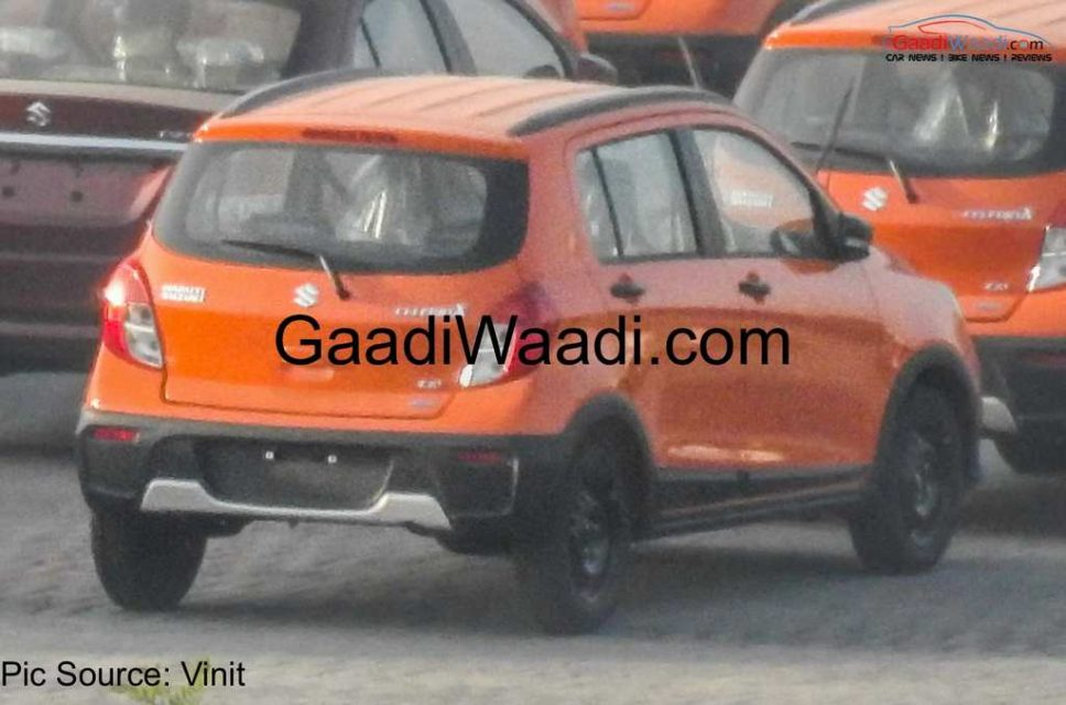 Maruti Celerio X (Celerio Cross) India Launch Date, Price, Engine, Specs