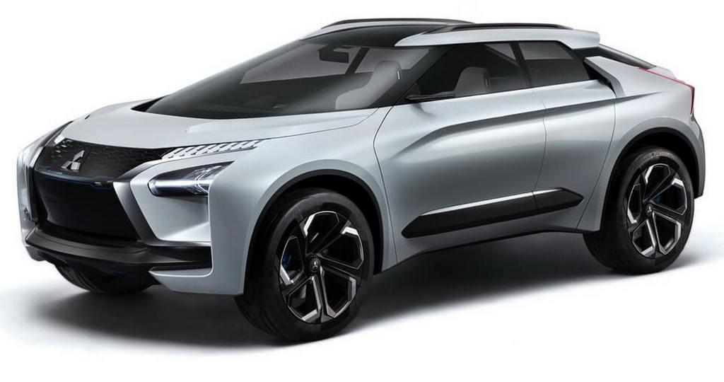 Mitsubishi e-Evolution Concept 3