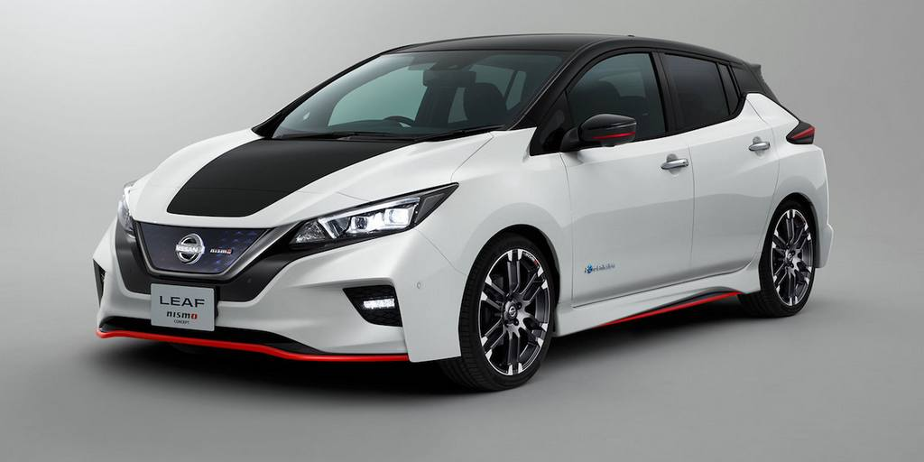 Nissan Leaf Electric Vehicle Confirmed For India Launch This Fiscal