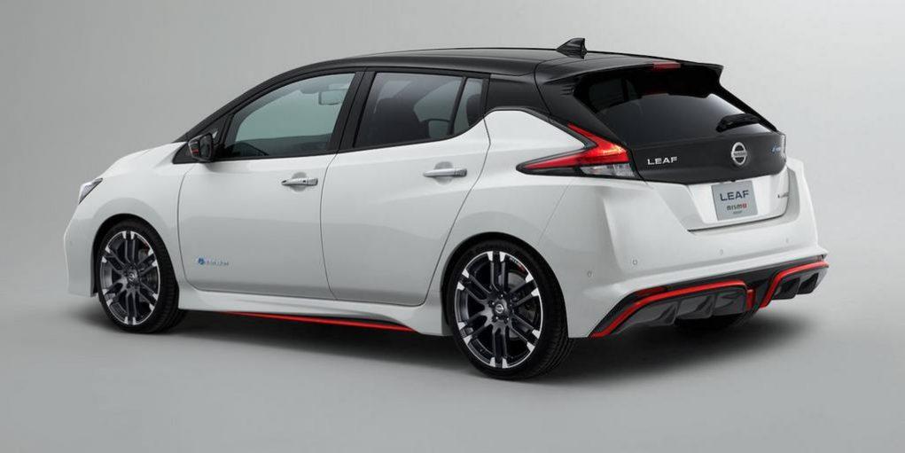 Nissan Leaf Nismo Concept 2